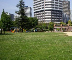 兵庫駅南公園全体縮小